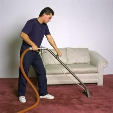 Хімчистка килимів, ковроліну на дому